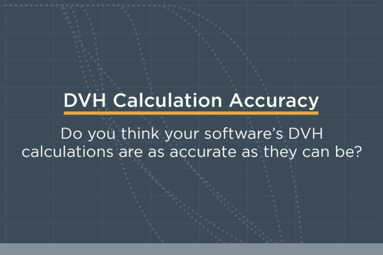DVH Calculation Accuracy