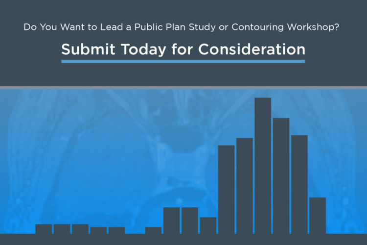 Public Plan Study or Contouring Workshop Application