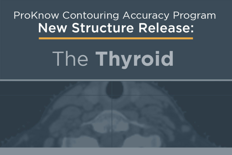 Announcing New Structure Release: The Thyroid