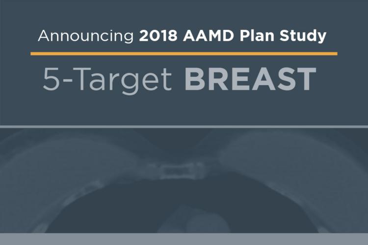 2018 AAMD Plan Study: 5-Target Breast