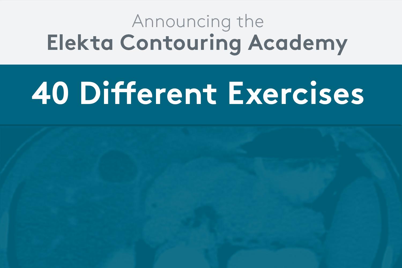 Announcing the Elekta Contouring Academy